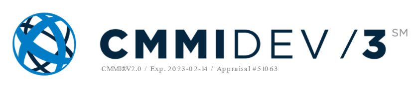 CMMI-DEV ML3 logo