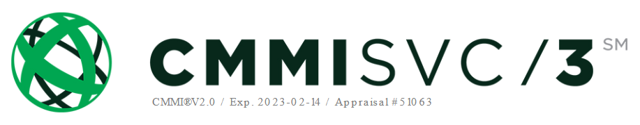 CMMI-SVC ML3 logo