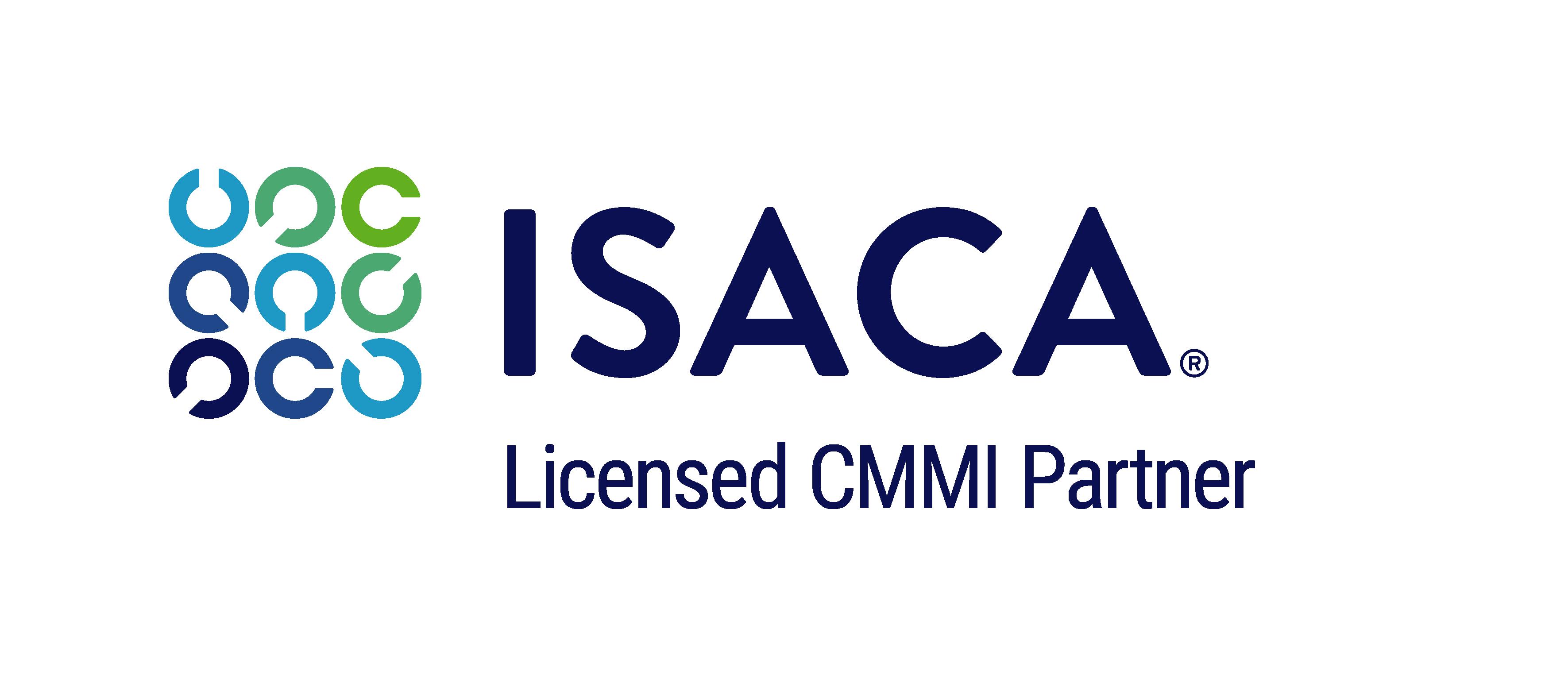 ISACA CMMI Partner logo